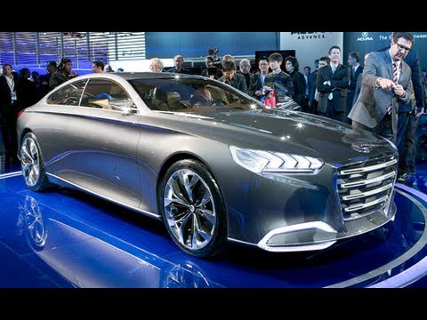 2014 Hyundai Genesis Concept - The Driver