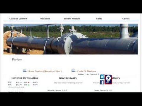 Two Natural Gas Pipelines Headed to West Texas (2-25-15)