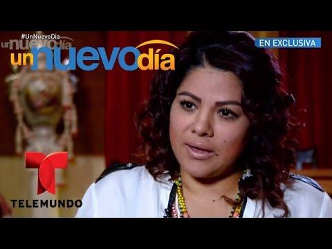 La esposa de Larry Hernández reacciona a la petición de divorcio | Un Nuevo Día | Telemundo