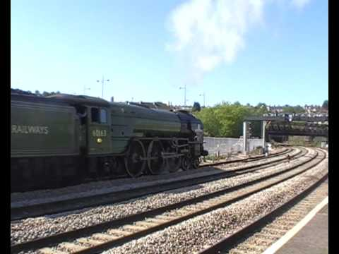 Tornado & Cromwell in the West - 30/05/09