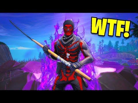 the RED SKULL TROOPER is coming to fortnite... (New Fortnite Skin)