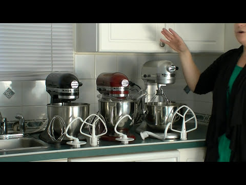 KitchenAid Pro vs. KitchenAid Artisan vs. KitchenAid Classic Compared