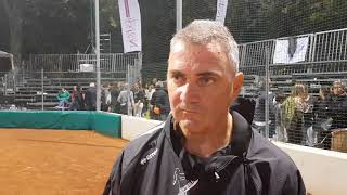 Intervista a Giulio Brusa dopo le prime 2 gare delle Italian Softball Series 2017