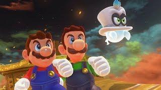 Super Mario Odyssey - Mario & Luigi Walkthrough Part 11