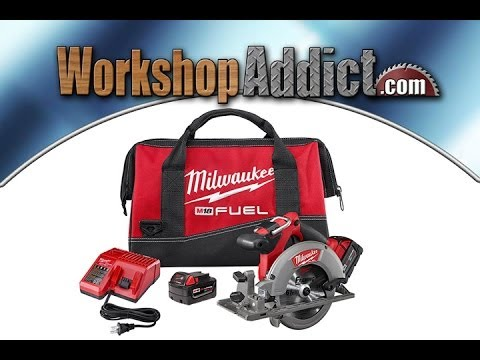 Milwaukee M18 Fuel Cordless Brushless Circular Saw Review