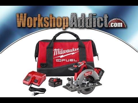 Milwaukee M18 Fuel Cordless Brushless Circular Saw Review
