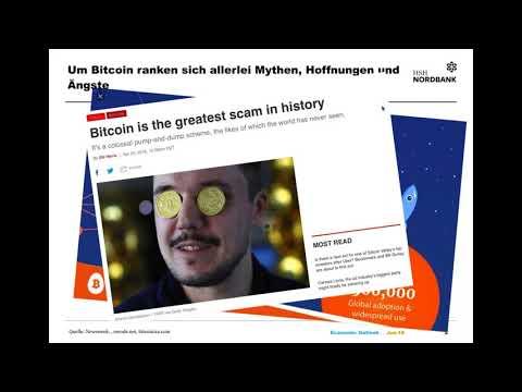Bitcoin - ist das Geld oder kann das weg? Zweite Chance für Anleger ...