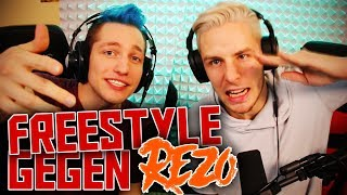 Freestyle Rap Battle gegen REZO !