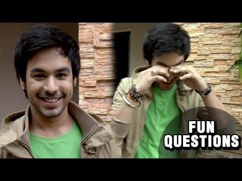 Manish Goplani aka Bihaan Answers Funny Questions   Interview   Thapki Pyaar Ki