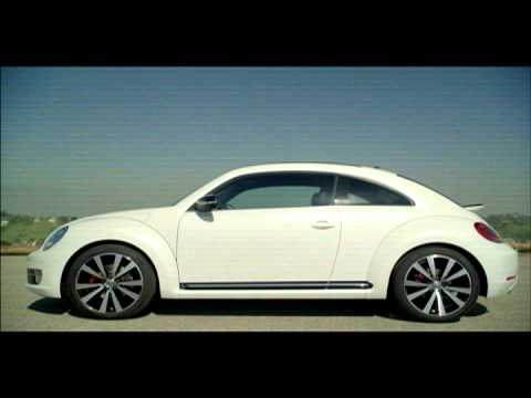 All new while 2012 VW Beetle Exterior