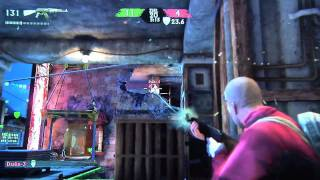 Uncharted 3 new multiplayer map gameplay - Gamescom 2011
