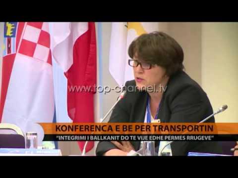 Konferenca e BE-së për transportin - Top Channel Albania - News - Lajme
