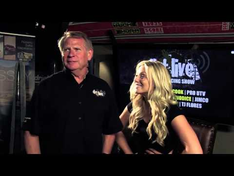 Dirt LIVE Off-Road Racing Show Promo with George Antill and