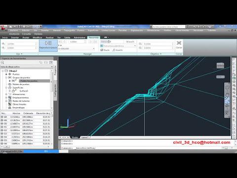 AutoCAD Civil 3D - SECCIONES  CON ECLIMETRO, SECCIONES TIPICAS