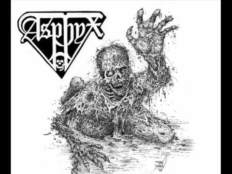 Asphyx - Mutilating Process