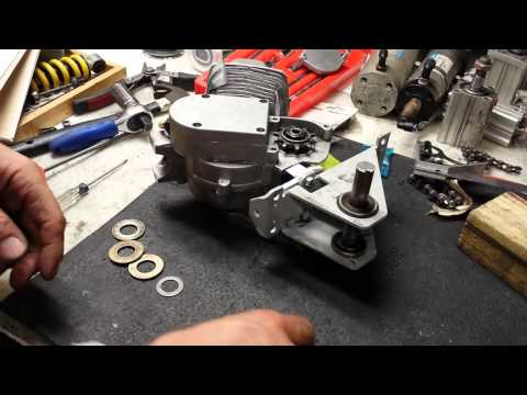 Assembly tips for installation of the the Sick Bike Parts shift kit - Video #2