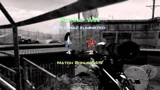ConZoLa - MW3 Game Clip - Durée: 0:19.
