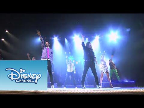 Violetta: Show final: Los chicos cantan Ven y Canta