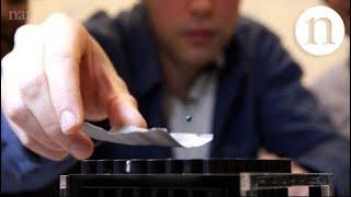 علماء ينجحون في تحريك الأشياء عن بعد: استخدموا موجات صوتية عالية التردد