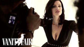 Mad Men S Jessica Paré On Indulging Her Inner Rockstar