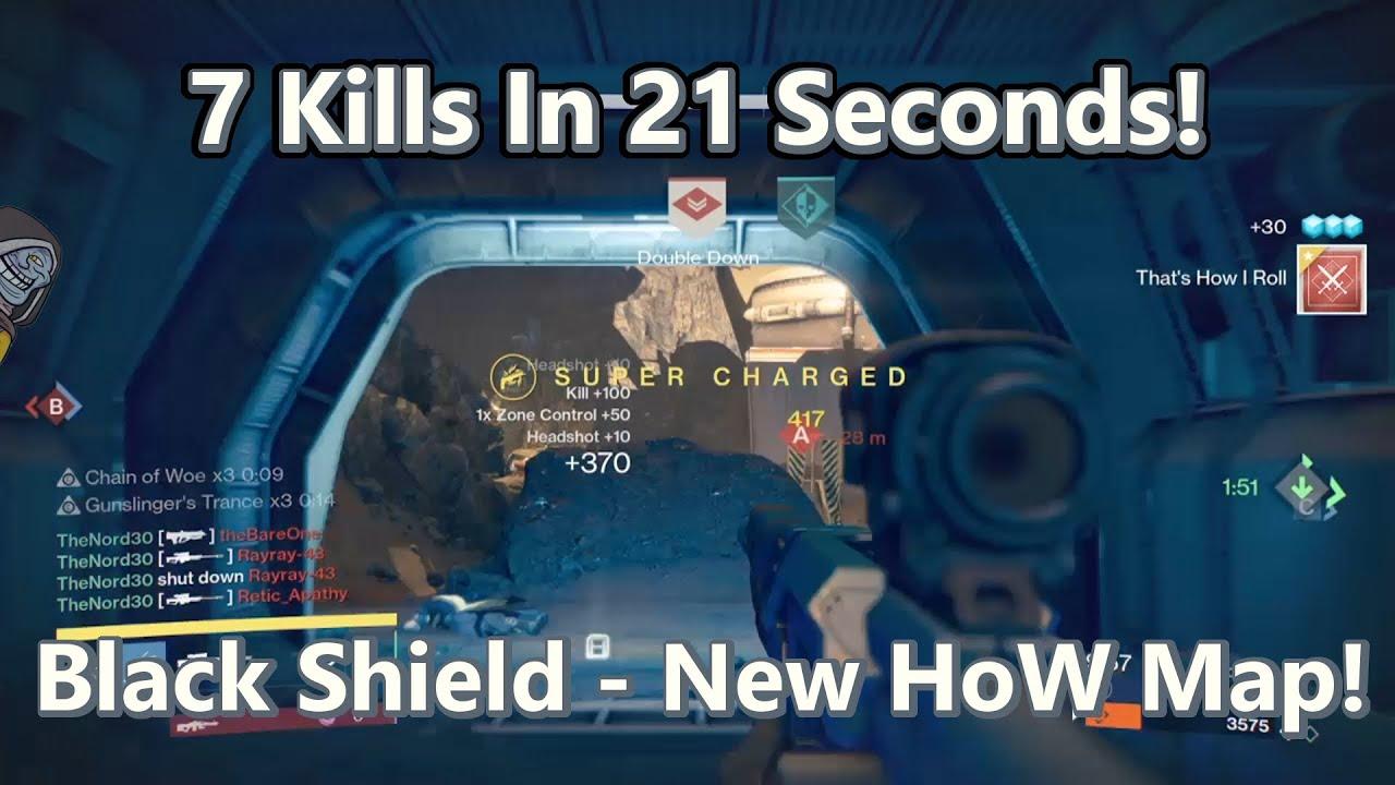 Black Shield Destiny Black Shield Destiny