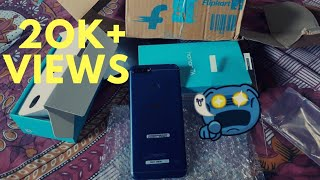 Honor 7A (Blue/32GB) Flipkart Packing & Unboxing & Set up