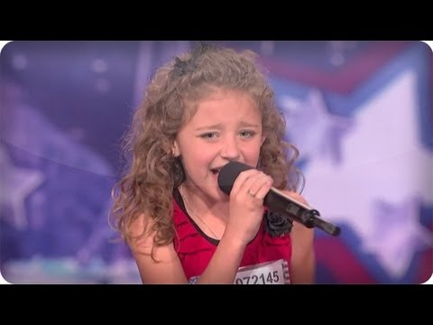 Avery and the Calico Hearts - America's Got Talent Audition - Season 6