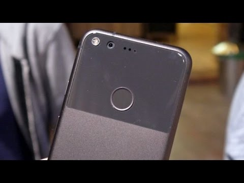 Google Pixel: hands on review