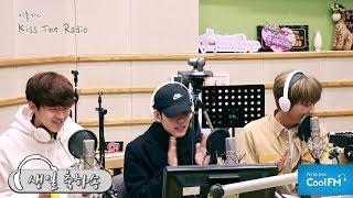 DAY6(데이식스) & 정세운의 한소절 LIVE! /180206 [이홍기의 키스 더 라디오]