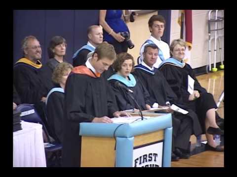 First Flight High School Graduation Speech