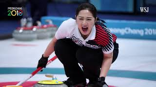 How the 'Garlic Girls' Sparked a Curling Craze in South Korea