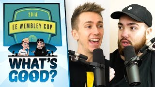 What was wrong with the Wembley Cup? - What's Good?