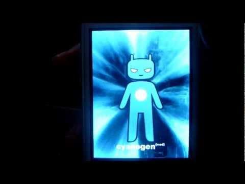 Instalando Cyanogenmod 9 (ICS) no LG Optimus L3