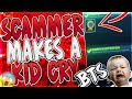Lagu BTS! &39;SCAMMER MAKES KID CRY  ON ROCKET LEAGUE!! KID CALLS 911 AND I GET THE ITEM BACK !! (SKIT)