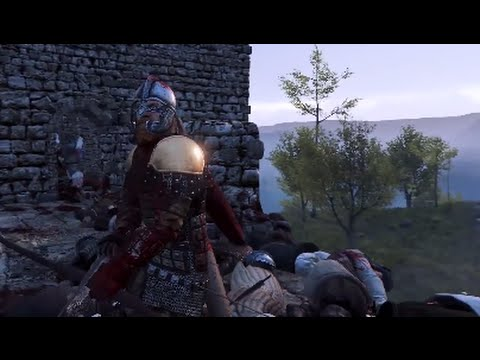 Mount & Blade II: Bannerlord Siege Gameplay Extended - E3 2016