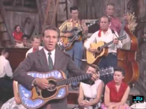 Marty Robbins - A Castle In The Sky