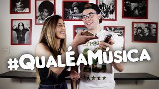 QUAL É A MÚSICA - Sofia Oliveira e Carlos Santana