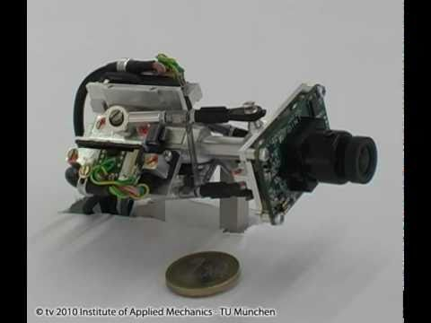 Superfast Robotic Camera Mimics Human Eye