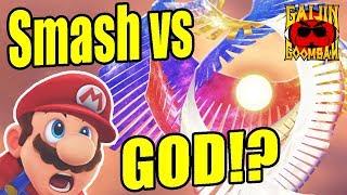 Super Smash Bros vs GOD!? - Culture Shock