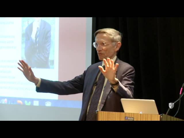 Provost's Lecture: Bill Drayton - Education and Job Creation in a World of Accelerating Change