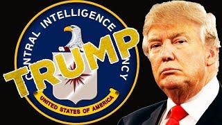 REPORT: Trump Wants His Own Private CIA