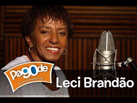 Pagode 90 - Leci Brandão - Radio Transcontinental FM 104,7