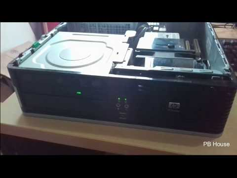 Compaq Desktop Computer Keeps Making 4 Beep Sound...!!