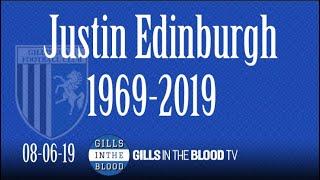 GITBTV, Justin Edinburgh: 1969-2019, 08-06-19