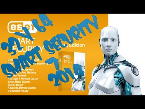Descargar ESET Smart Security 7 full (con licencia de por vida)