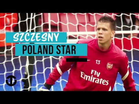 Exclusive At Home with Wojciech Szczesny