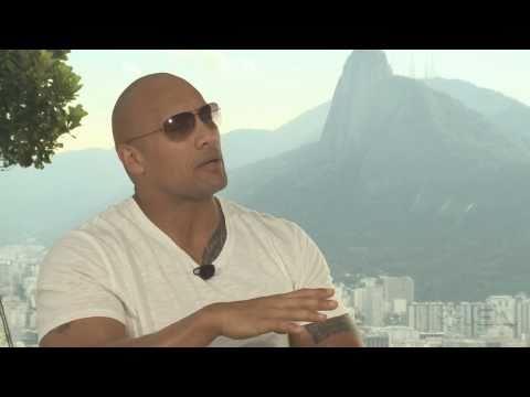 Fast Five: Vin Diesel Ludacris & More Talk Gaming