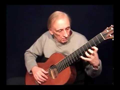 Johann Sebastian Bach - Prelude BWV 995 by Cesar Amaro