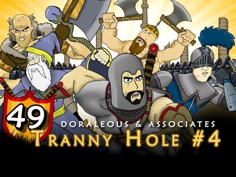 D&a 49 Tranny Hole #4 - Doraleous & Associates video