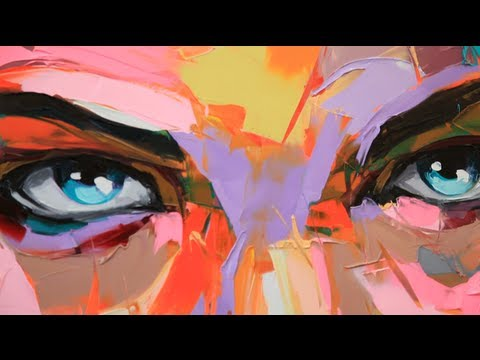 Françoise Nielly talks about inspiration, street art & Barack Obama